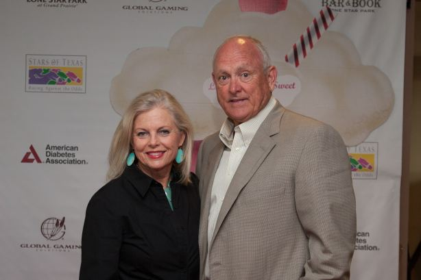 Nolan Ryan and wife Ruth