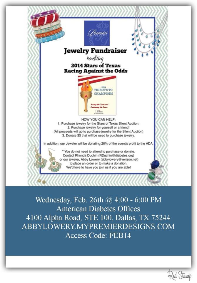 Jewelry Fundraiser